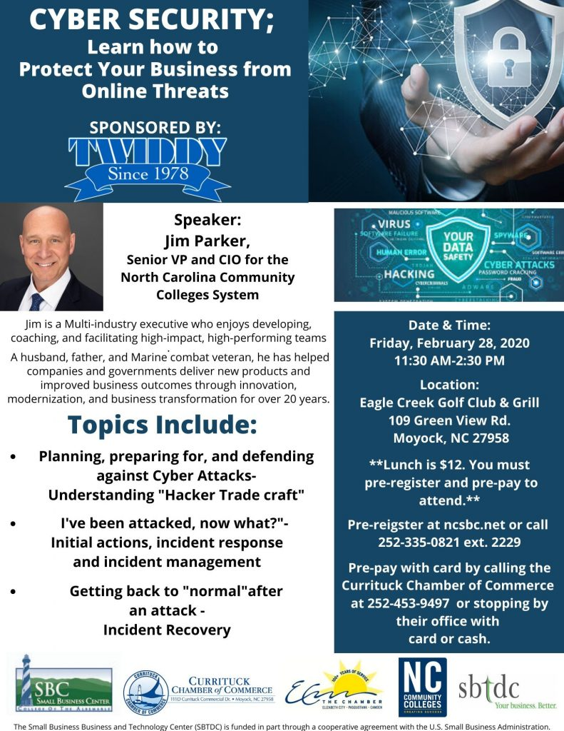CYBER SECURITY - Learn how to Protect Your Business